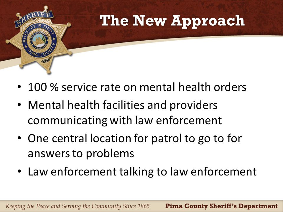 How It Works MHST is responsible for the service of all mental health related court orders All field calls where the core issue is a mental health crisis AND a threat to public safety is identified are tagged for follow up by MSHT detectives