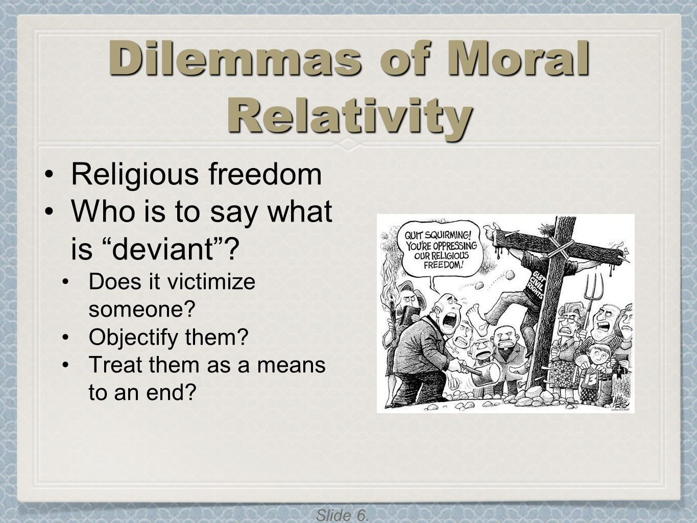 Slide 7.Religious Significance of Sex Why is sex prominent in cults.