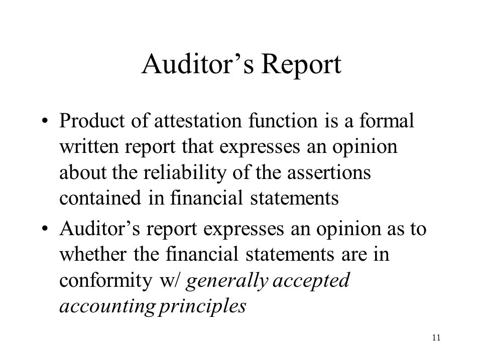 12 Auditing Standards Auditors are guided in their professional responsibility by the ten generally accepted auditing standards (GAAS) Fig.