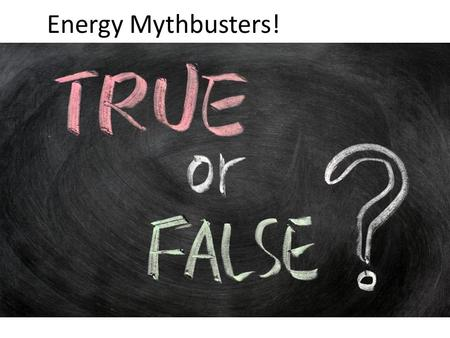 Energy Mythbusters!. For most schools hot water is provided by your boiler – which is in turn controlled by your TREND Building Management System It's.