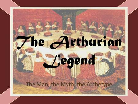 types of archetypes in the arthurian legends 2018-4-24  literary terms and definitions: r  probably the most famous relic in arthurian legends is the holy grail,  several different types.