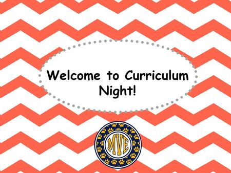 Welcome to Curriculum Night!. Morning drop off/car pool line begins at 7:20. The tardy bell rings at 7:50. At this time, you must get out of your vehicle.