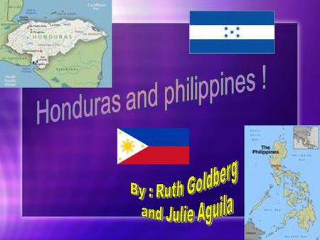 Honduras is a democratic republic in Central America. The country is bordered to the west by Guatemala, and also to the south by the Pacific Ocean.