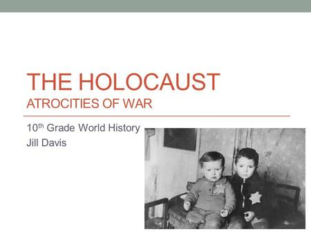 "children of the holocaust essay Sarah jane arma odal first essay: maus date: february 23, 2013 ""holocaust survivor"" art spiegelman's famous book maus tells a story about the holocaust that happened."