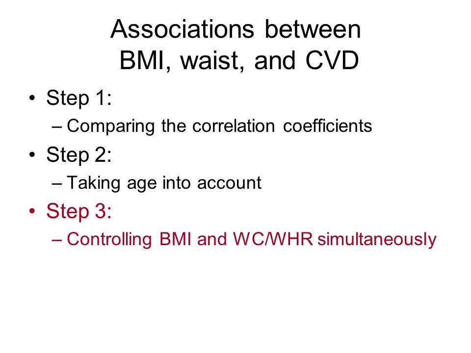 Study: Baltimore Longitudinal Study of Aging (BLSA) Iwao et al., 2001, Obes Res