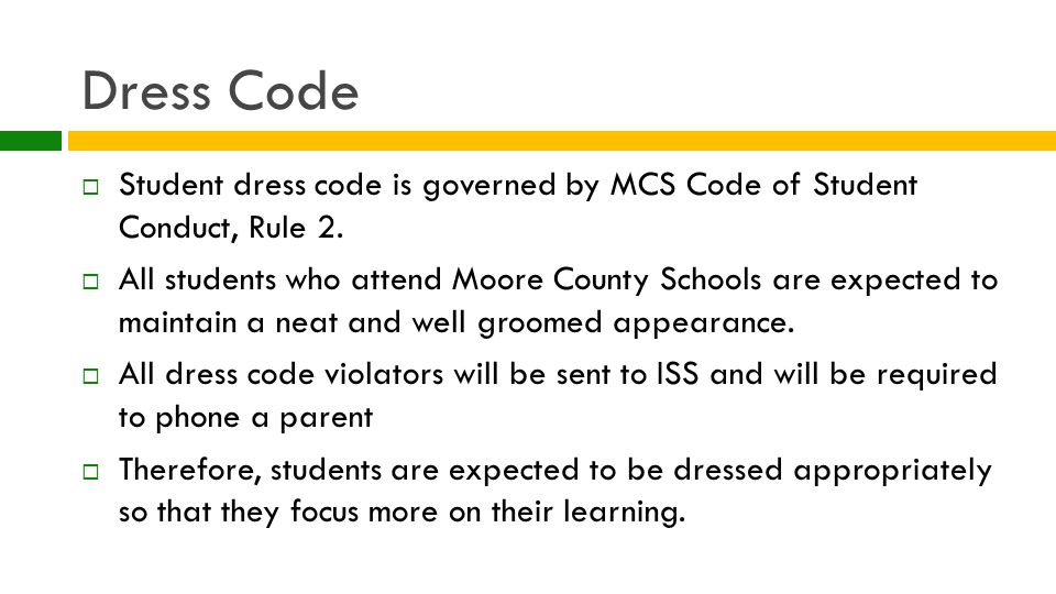 PHS Dress Code No clothing may be worn which is provocative, revealing, profane, vulgar or obscene.