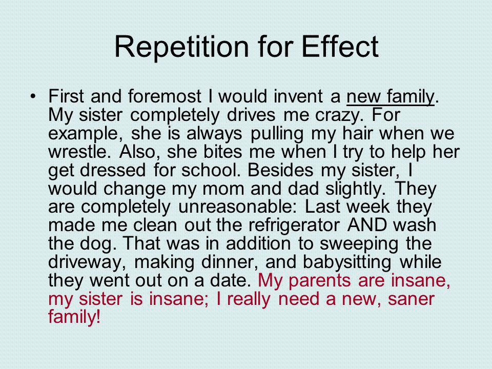 Hyphenated Modifier First and foremost I would invent a new family.
