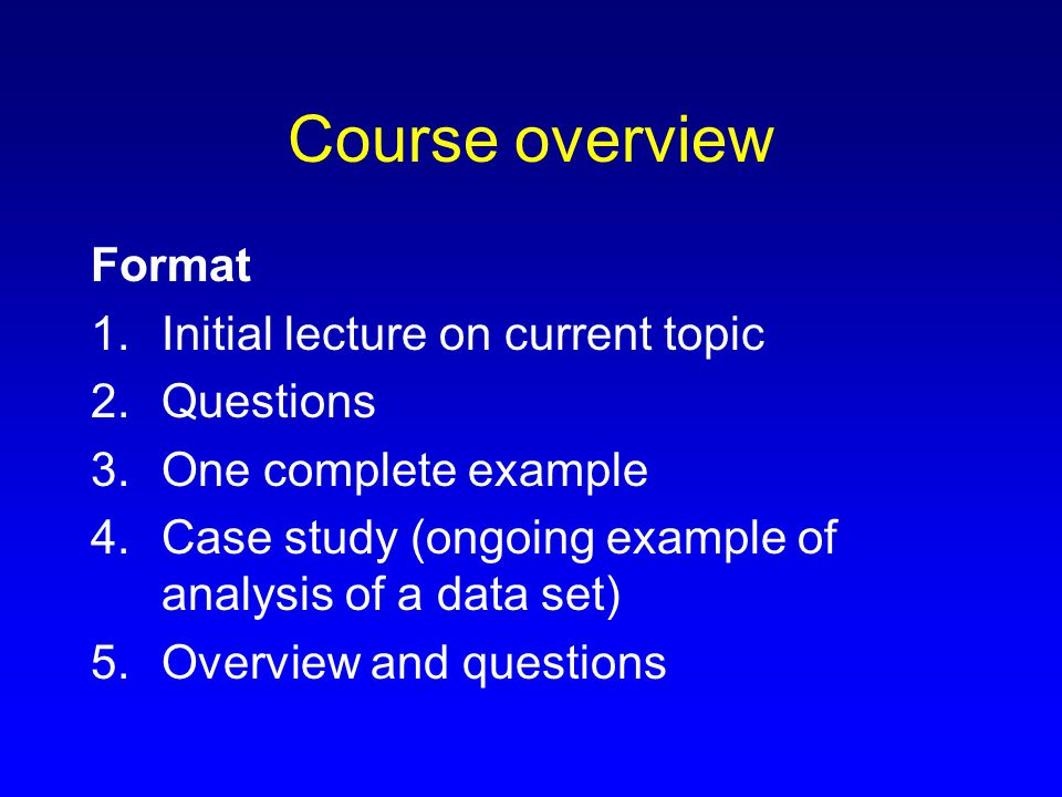 Week 1 An overview Research questionsResearch questions Exposure and outcomeExposure and outcome Types of variablesTypes of variables Basic statistical measures -continuous variables -categorical variablesBasic statistical measures -continuous variables -categorical variables An example: body checking injuries in childrenAn example: body checking injuries in children Case study 1: Research questionCase study 1: Research question