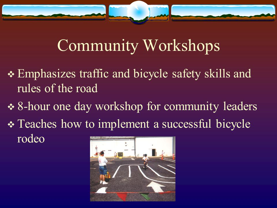 Traffic, Bicycle, Pedestrian & Pre Driver Ed Safety Project in Duval County Schools The Traffic, Bicycle, Pedestrian & Pre Driver Ed Safety Project in Duval County Schools