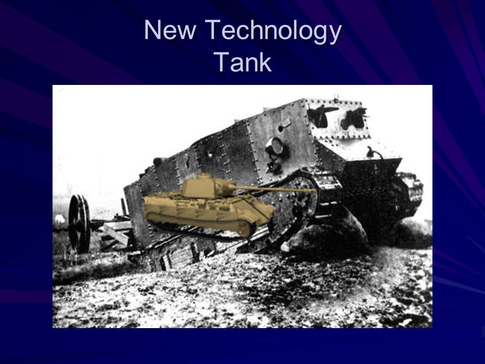 New Technology Tank