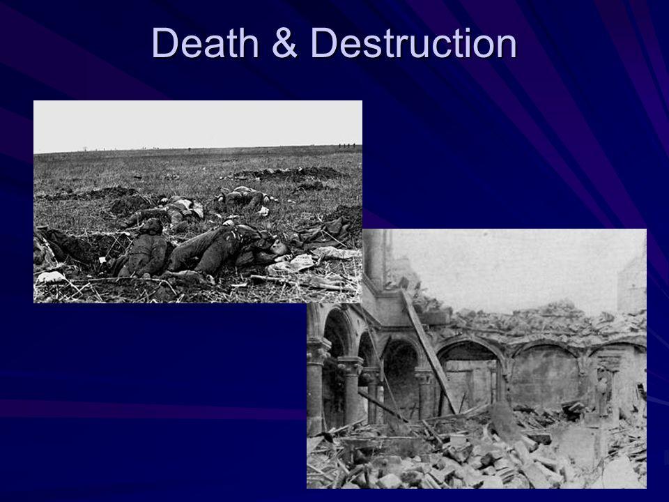 Death & Destruction