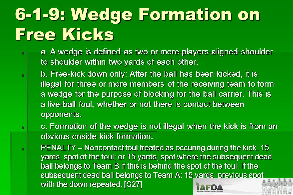 Targeting and Helmet Contact Current 9-1-3 Initiating Contact/Targeting an Opponent split into two separate rules, 9-1-3 and 9-1-4.