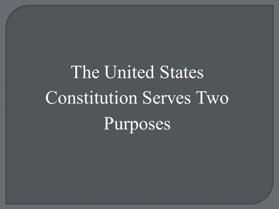 Article I – The Legislative Branch Article II – The Executive Branch Article III – The Judicial Branch