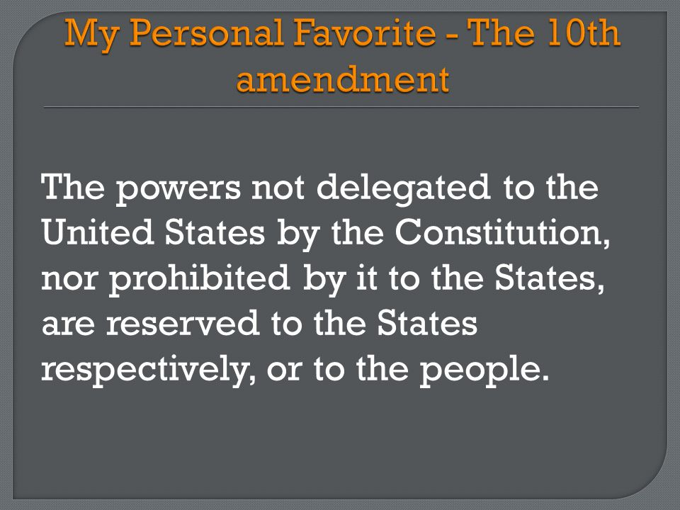 As stated earlier, in order to change the Constitution, the government must follow the amendment process outlined in Article V.