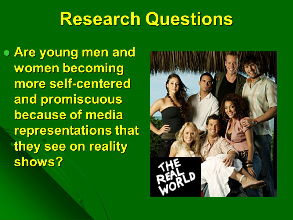 Research Questions Does the gender of a student impact the values he/she displays.