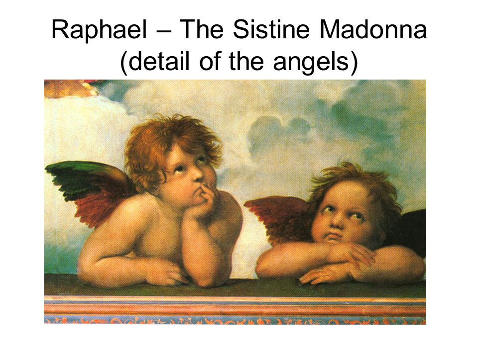 Raphael's madonnas seem simple and effortless, but their apparent simplicity is the fruit of deep thought, careful planning and immense artistic wisdom.
