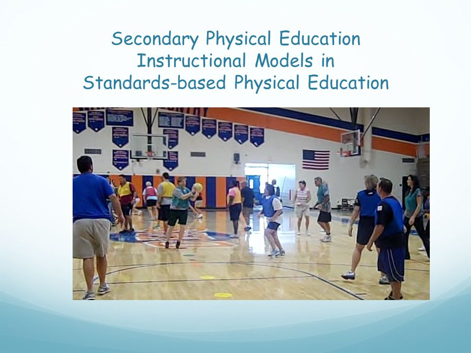 Teaching Dance in Secondary Physical Education