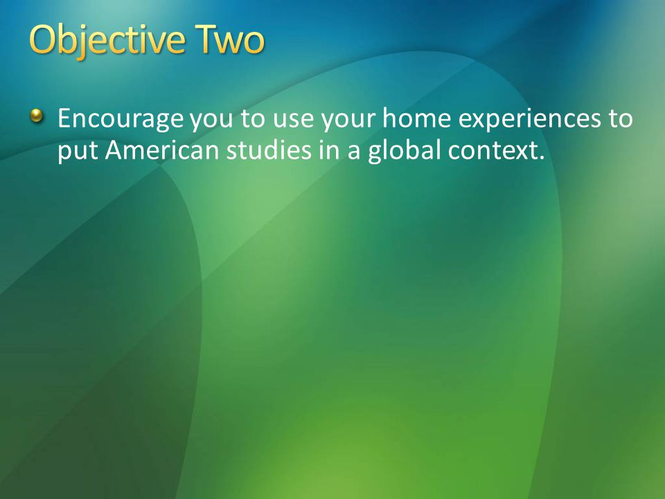 Facilitate your work: research, curriculum development, projects, or general exposure.