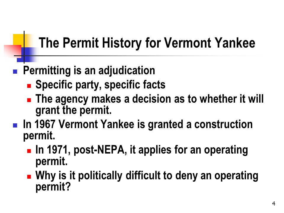 The Permit Fight Who is the NRDC.Why does it oppose the operating permit.