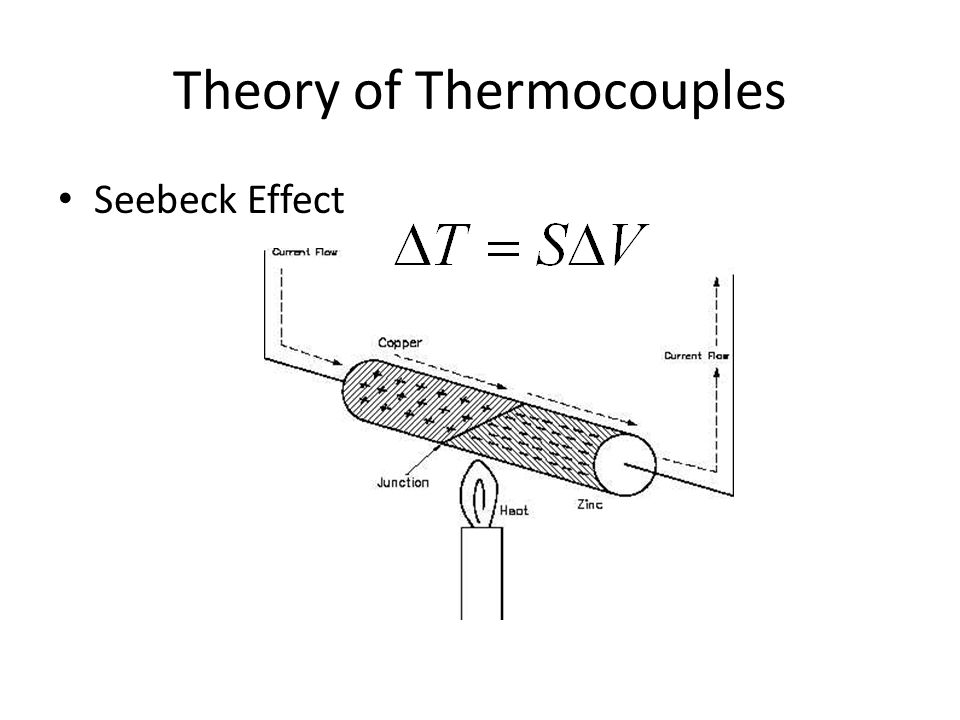 Types of Thermocouples TypeAlloysS Temperatur e range °C (continuous) Temperature range °C (short term) K Chromel (90 percent nickel and 10 percent chromium) - Alumel (95% nickel, 2% manganese, 2% aluminium and 1% silicon) 41 µV/°C0 to +1100−180 to +1300 J Iron – Constantan55 µV/°C0 to +750−180 to +800 NNicrosil (Nickel-Chromium-Silicon)–Nisil ( Nickel-Silicon)39 µV/°C0 to +1100−270 to +1300 R Platinum–rhodium alloy containing 13% rhodium for one conductor and pure platinum for the other conductor 10 µV/°C0 to +1600−50 to +1700 S 90% Platinum and 10% Rhodium (the positive or + wire) and a second wire of 100% platinum 10 µV/°C0 to 1600−50 to +1750 B platinum–rhodium alloy for each conductor.