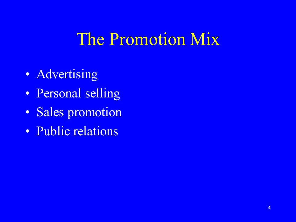5 Advertising Classification methods: –Purpose classified Product (brand) advertising Institutional advertising –Sponsor classified National advertising Local advertising Cooperative advertising –Target classified Consumer advertising Industrial advertising Media Social/legal considerations