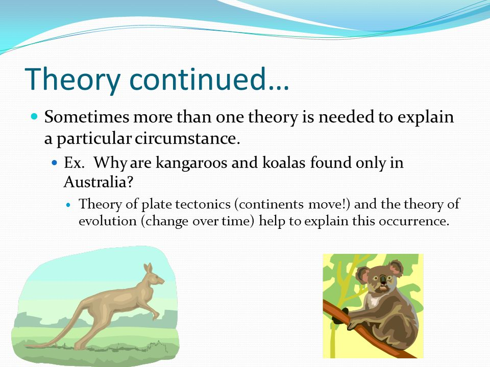 Not an absolute truth.No theory is considered an absolute truth.