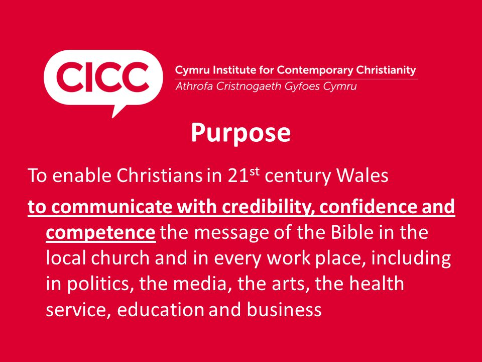CICC Cafe: Biblefresh Insights The Aims 1.To discover the way God writes – the biblical (Hebrew) worldview, culture, literature 2.To develop skills in enjoying and meditating on the inspired text of scripture 3.To appreciate the benefits that come from studying Torah in fellowship with others