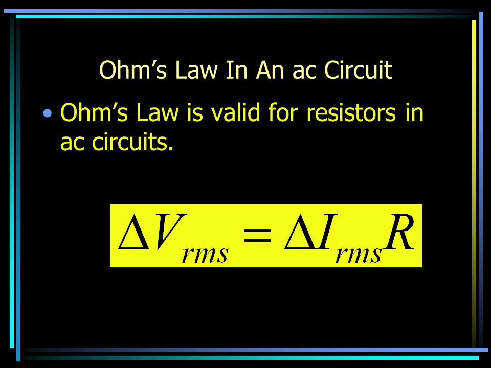 Review Capacitors in a dc circuit –Charging As the voltage across the capacitor increases, the current decreases.