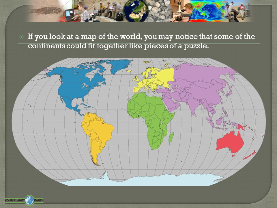 The study of plate tectonics has been furthered by the work of three main theorists.
