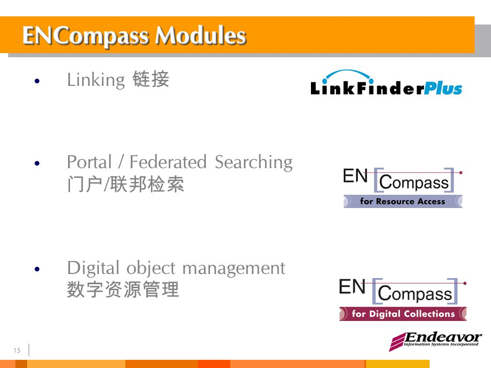 16 LinkFinder Plus LinkFinderPlus is a tool that helps the users to navigate from one database to another… 帮助用户对数据库挨个检索
