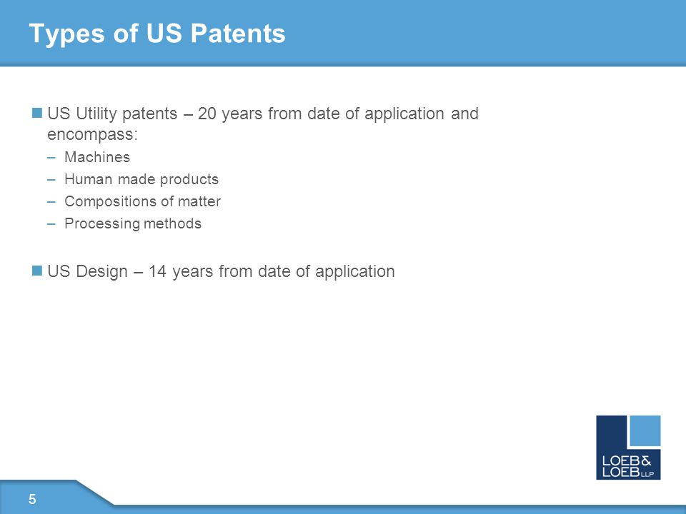 6 China Utility Patents China Utility patents –Have no counterpart in US law –There are no provisional patents in China There are some similarities, which include: –Examiner review for formalities –If Examiner deems okay, patent in a year shorter term of 10 years Have the ability to file an invention patent, which abandons the utility patent, but does not get priority date of invention patent