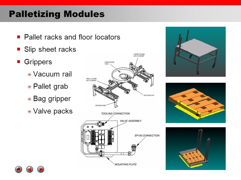 Press Brake Modules  Grippers  Interface  Double blank detectors  Re-grip stations  Grippers  MotoSweep F  HP20  HP50