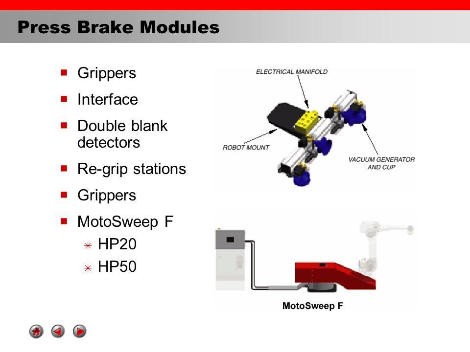 Case Packing Modules  Combi ErgoPacks  Universal Gripper  Valve Packs