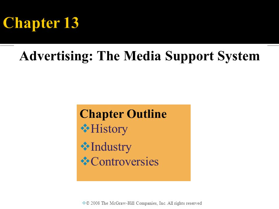  Advertising is an Ancient Activity  Ancient Egyptians had roadside billboards carved in stone.