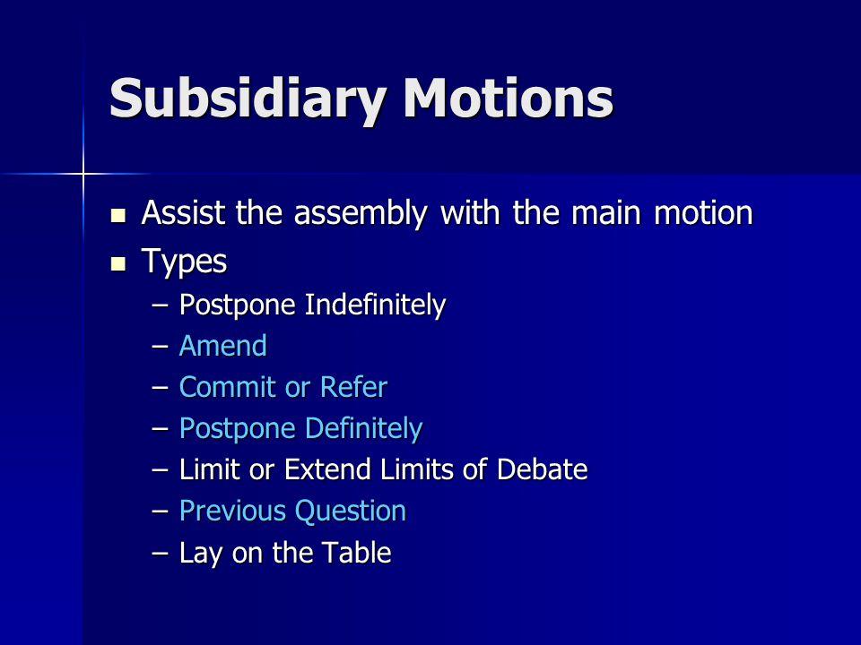 Amendments 4 Ways: 4 Ways: –By striking out –By inserting –By adding to –By striking out and inserting