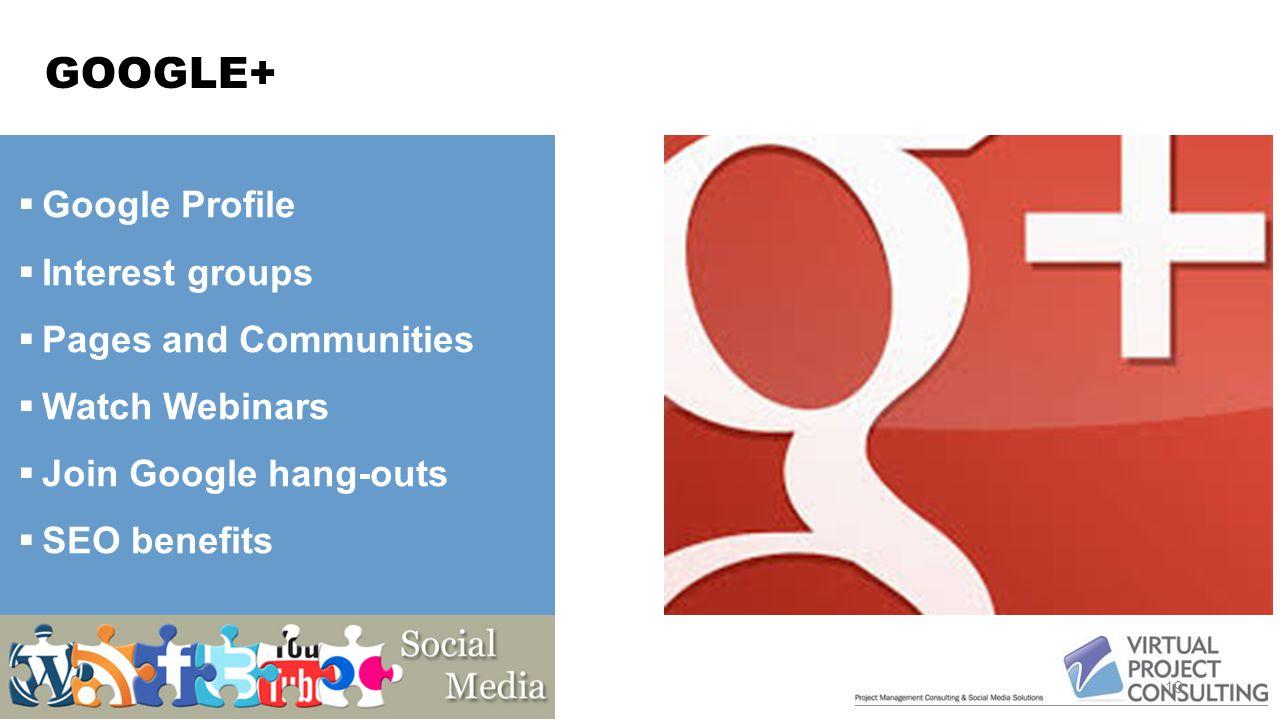 WIKI 20  Oldest platform  Online documentation platform  PMO level for lessons learned  Project WIKI  https://sites.google.com/site/ https://sites.google.com/site/ projectwikitemplate_en/