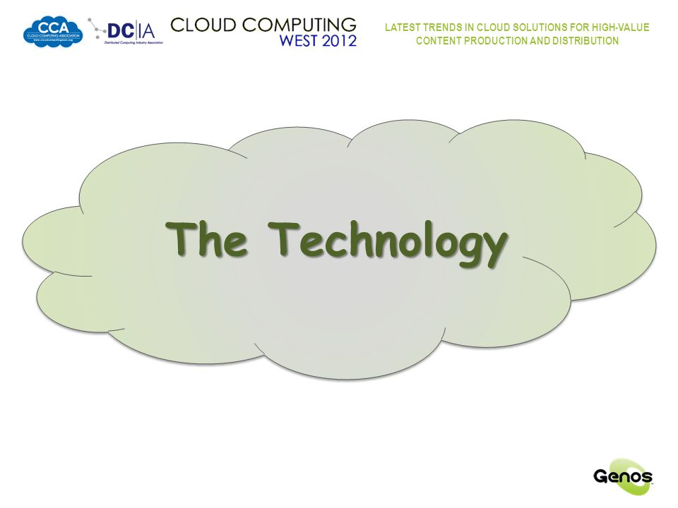 LATEST TRENDS IN CLOUD SOLUTIONS FOR HIGH-VALUE CONTENT PRODUCTION AND DISTRIBUTION Digital Video Compression also allows data volume and data rate to be traded with video quality.