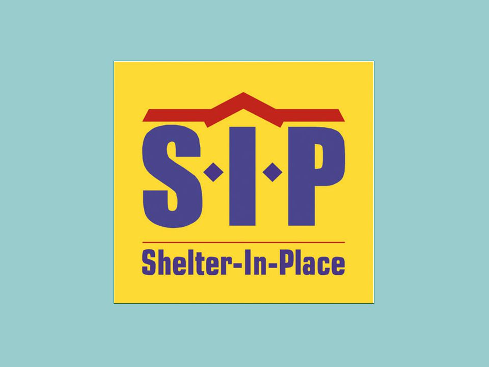 Shelter-In-Place: What you need to know