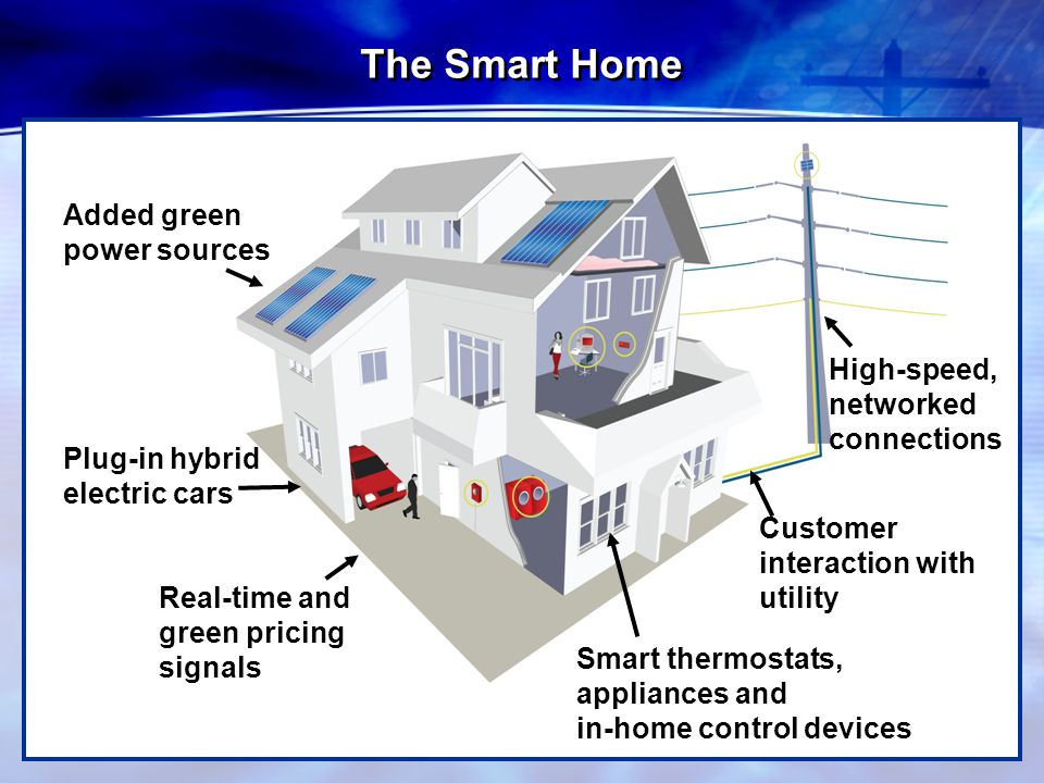 SmartGridCity: The Vision Create a catalytic event: Test much more than smart meters.