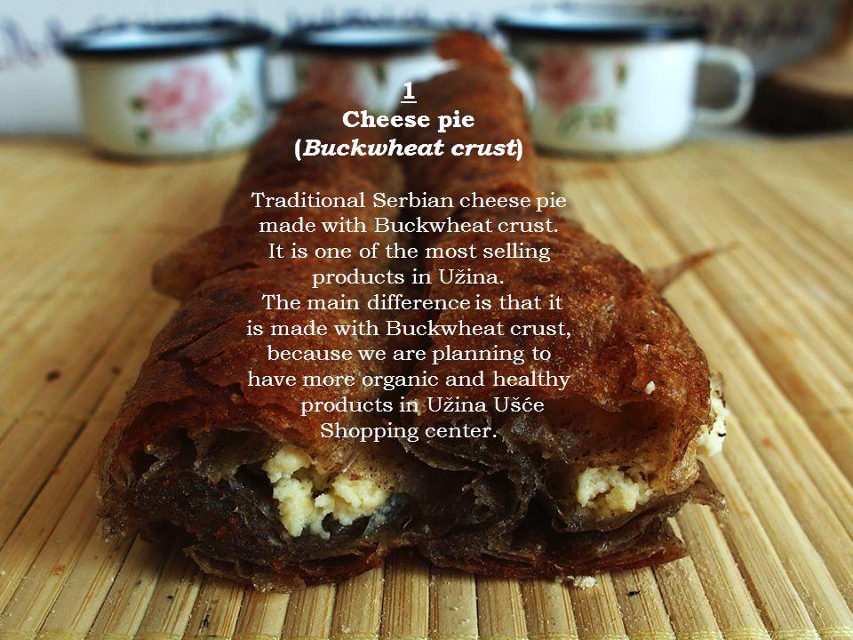 2 Chicken paprika pie ( Corn crust ) Chicken pie is original recipe by Užina.