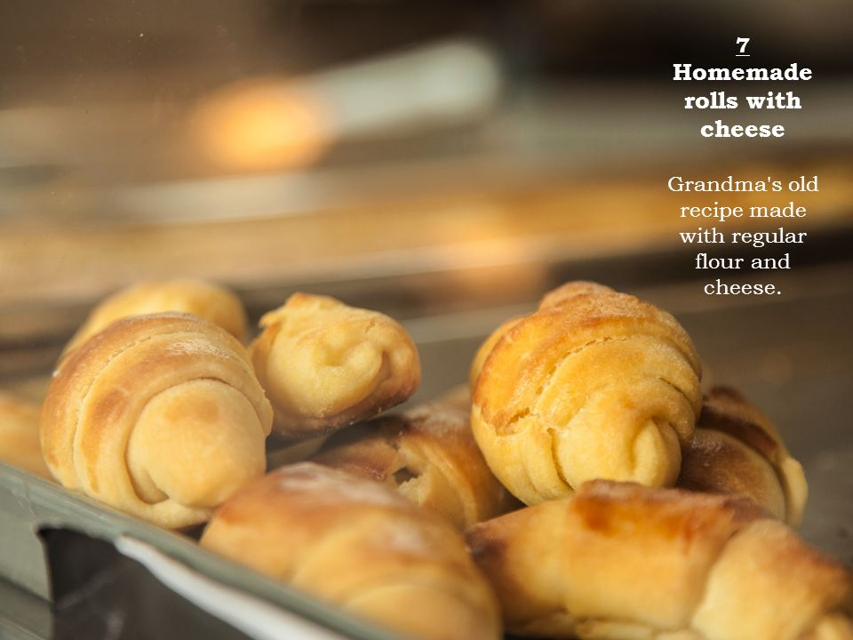 8 Traditional jam-filled cookies (Vanilice) These cookies have big tradition in Serbian cuisine.