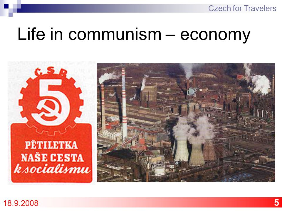 6 Life in communism – STB, VB Czech for Travelers 18.9.2008