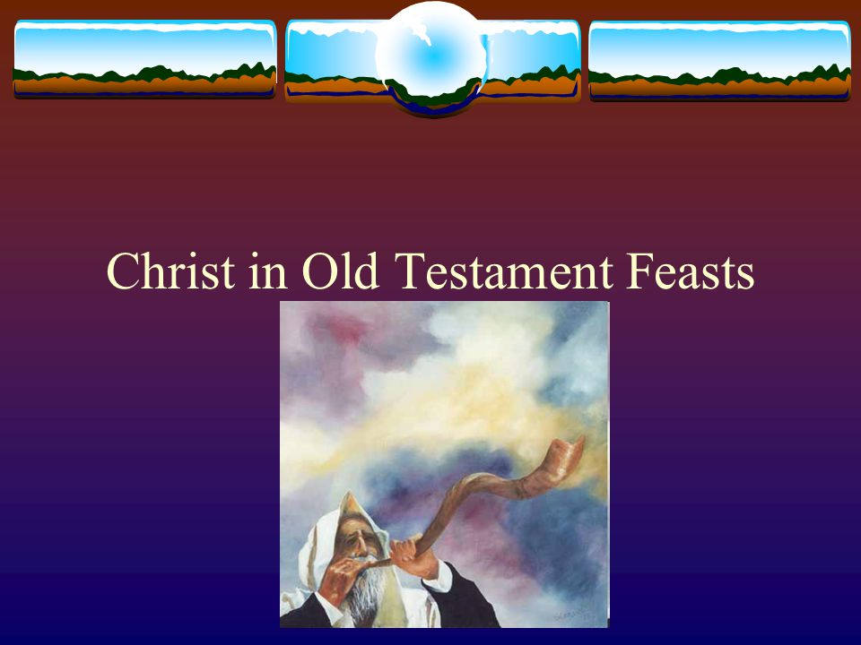 Feasts of the LORD  And the LORD spoke to Moses, saying, Speak to the children of Israel, and say to them: 'The feasts of the LORD, which you shall proclaim to be holy convocations, these are My feasts. (Lev 12:1-2)