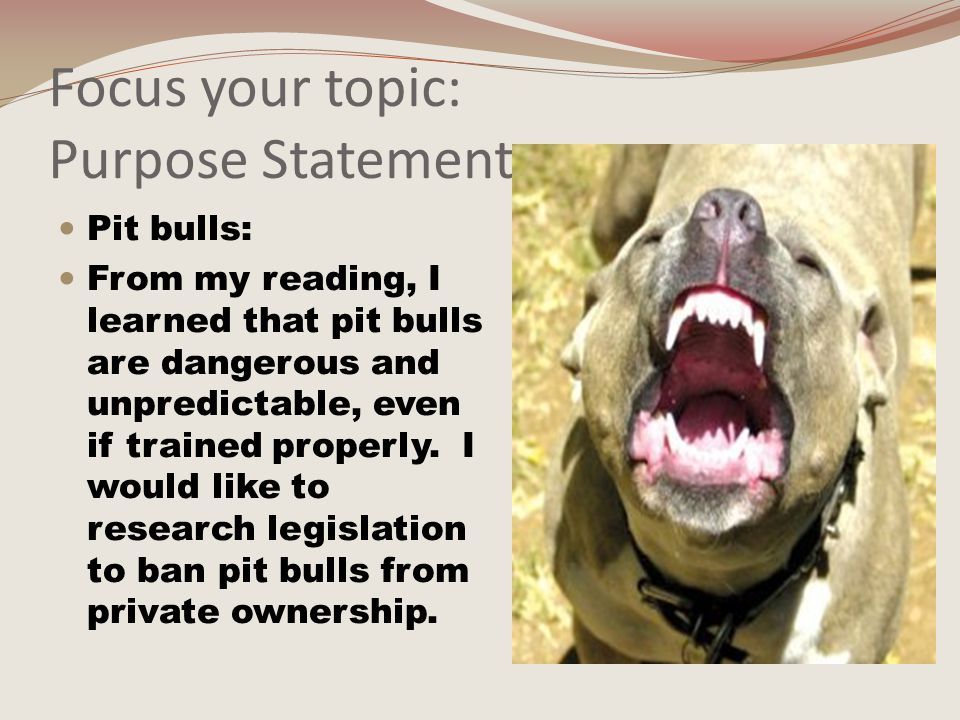 Answer the questions FACTUAL QUESTION Why are pit bulls registered by the United Kennel Association as combative dogs.