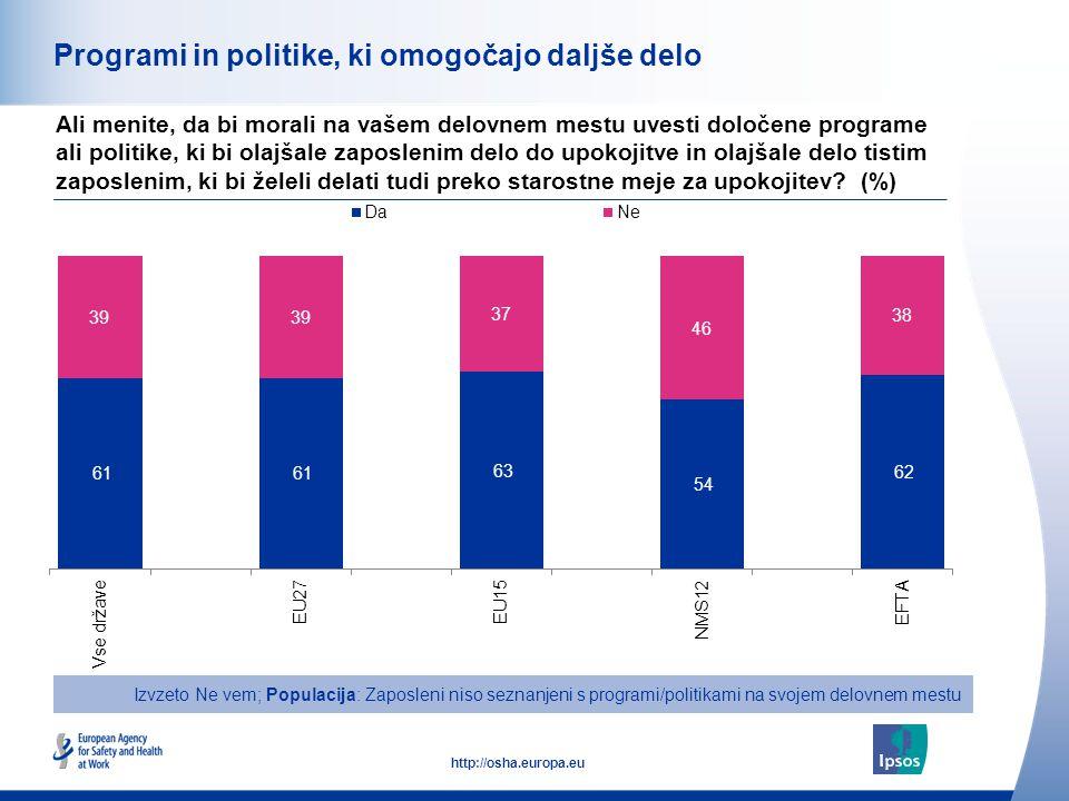 Panevropska javnomnenjska raziskava o varnosti in zdravju pri delu Rezultati po Evropi in v Sloveniji - Maj 2013 Običajni vzroki za stres v zvezi z delom Varnost in zdravje pri delu - skrb vsakogar.