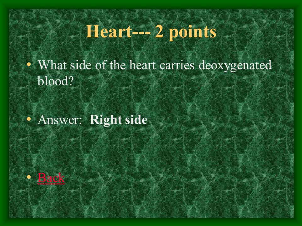 Heart--- 3 points Name of the valve between the left ventricle and the left atrium.