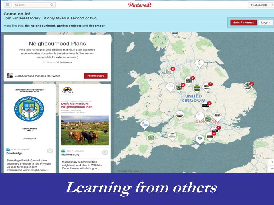 Neighbourhood Planning Champions Network http://bit.ly/1gVcMbg