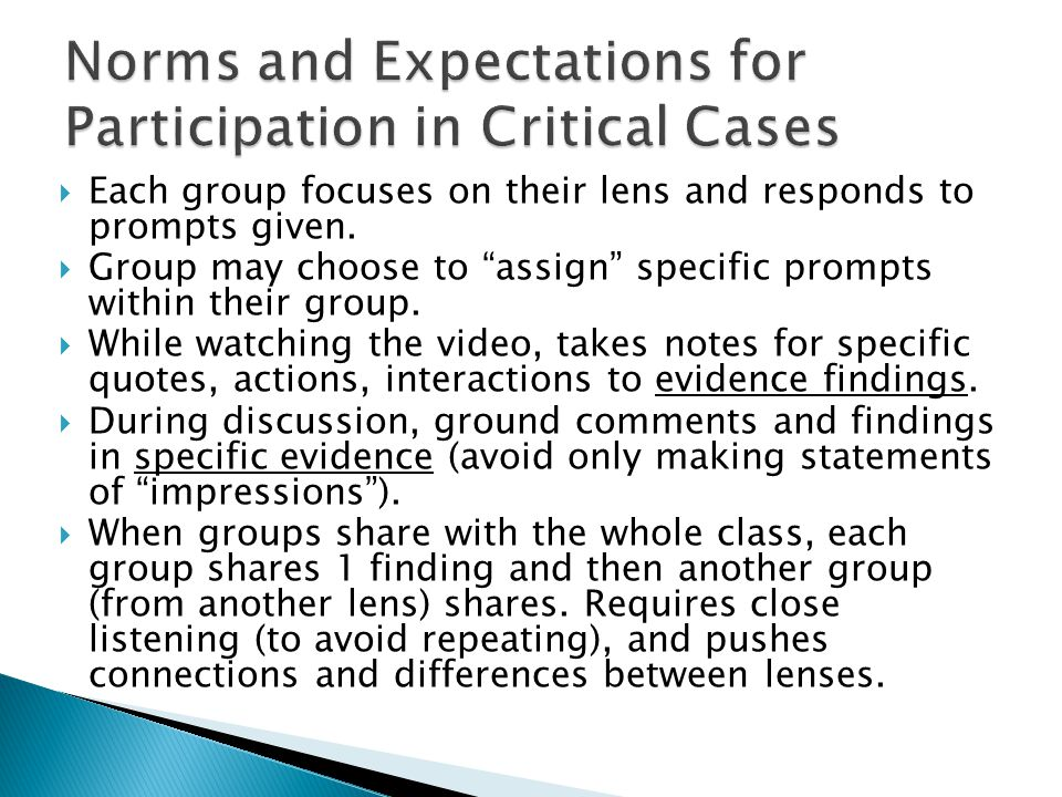 Sources for cases include (see resource list): CGI (Cognitively Guided Instruction) books and professional development videotapes Children's Mathematics (Carpenter et al., 1999) Thinking Mathematically (Carpenter et al., 2003) Annenberg's Media Teaching Math K-4 Video Library (available on-line www.learner.org/resources/series32.html)