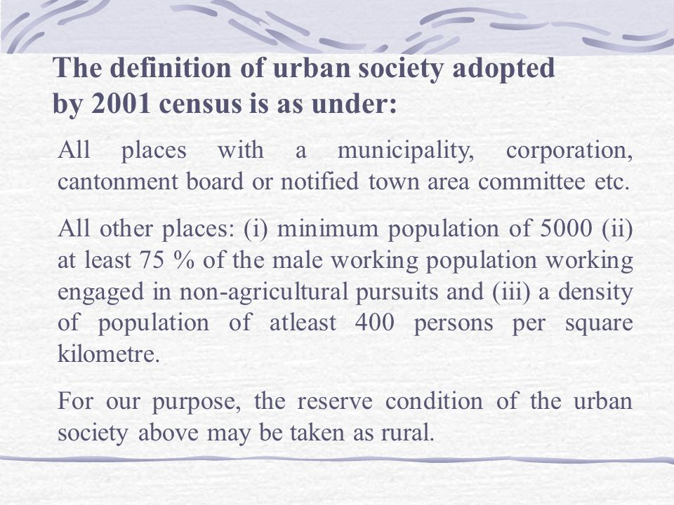 Rural Market: Few Facts As per the 2001 census data, India has a total population of 1027 million of Which rural population is large and is 742 million.