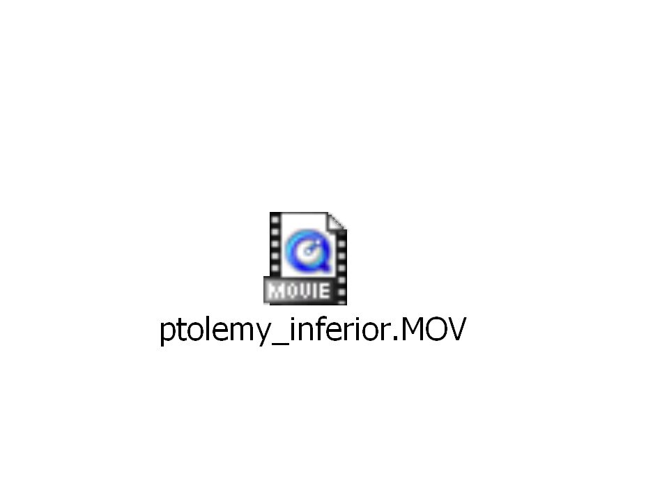 Retrograde Motion: Ptolemy
